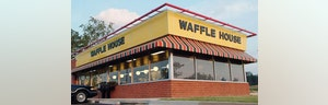 Waffle House is not expected to turn the restaurant chain's well over , locations into post offices.