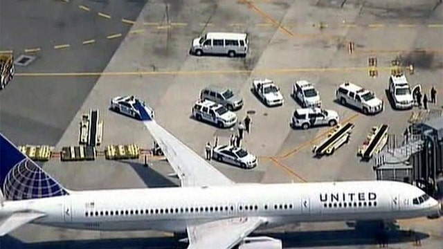 Anonymous threats made to several airports over the weekend