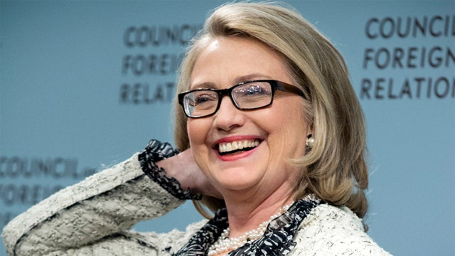 Are women's magazines biased in favor of Hillary Clinton?