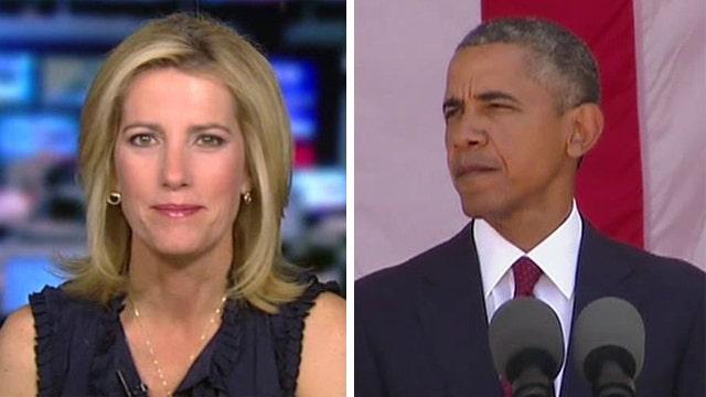Laura Ingraham on President Obama's Memorial Day speech