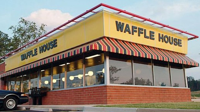 Waffle House teams up with crowd-source shipping app Roadie