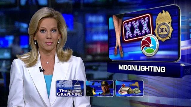 Grapevine: DEA agents allegedly ran strip club as side job