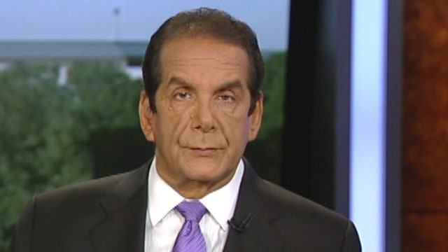 """Krauthammer: """"There are people who have the will to fight"""""""