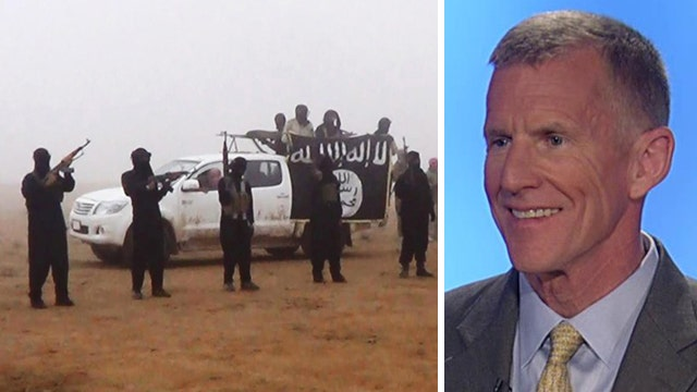 Gen. McChrystal: 'Big commitment' needed to defeat ISIS