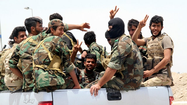 Can the US trust Iraqi forces to defeat ISIS?