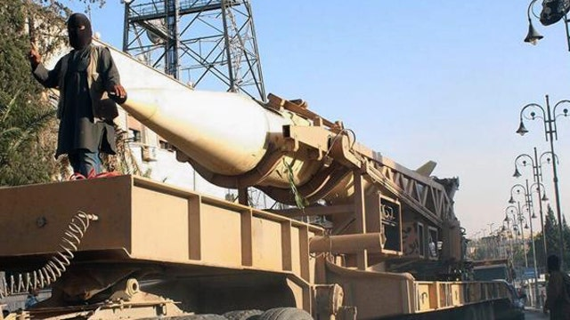 Is ISIS now powerful enough for nukes?