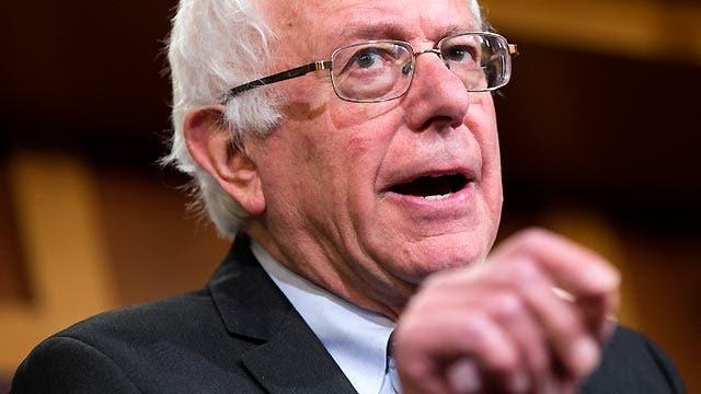 Mainstream media ignoring Bernie Sanders' candidacy?