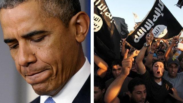 Obama admin still underestimates, has no plan for ISIS?