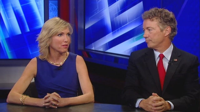 Watch Rand and Kelley Paul's unedited interview