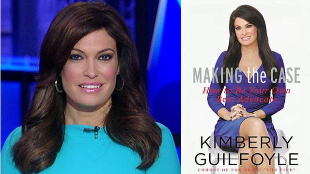 Kimberly Guilfoyle's new book 'Making the Case' hits stores