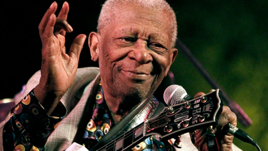 BB King's daughters claim he was poisoned