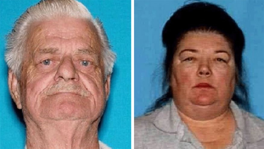 Dianna Bedwell found severely dehydrated her husband, Cecil Knutson, was dead when rescuers found them