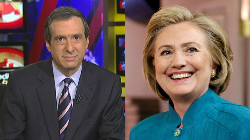 'Media Buzz' host on women's magazines potential 'cheer leading' for Hillary Clinton