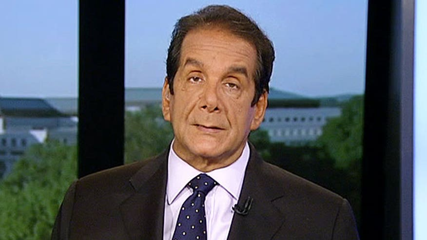 Krauthammer said today's immigration ruling is 'a problem' for Republicans.