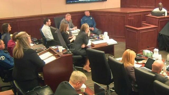 Detective testifies in Aurora movie theater shooting trial