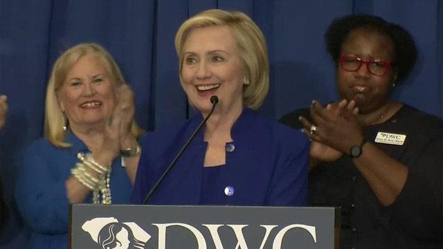 Hillary Clinton makes 2016 campaign debut in South Carolina