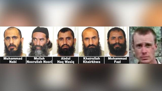 Travel ban ending for 5 Gitmo detainees traded for Bergdahl