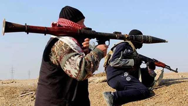 ISIS using new tactical strategy to gain ground in Mideast