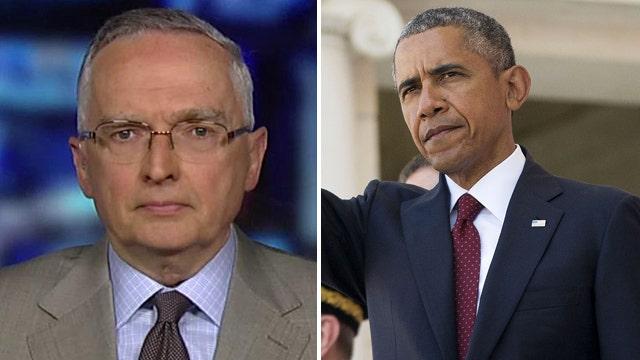 Peters blasts Obama's 'cowardice' against ISIS in Mideast