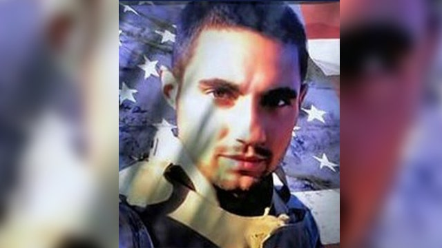 Thief steals mom's jacket honoring fallen Marine son