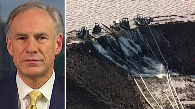Texas Gov. Greg Abbott addresses deadly flooding