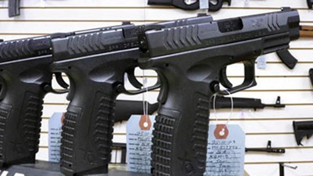 Virginia neighborhood protesting gun shop opening