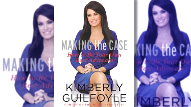 Kimberly Guilfoyle's book 'Making the Case' out now