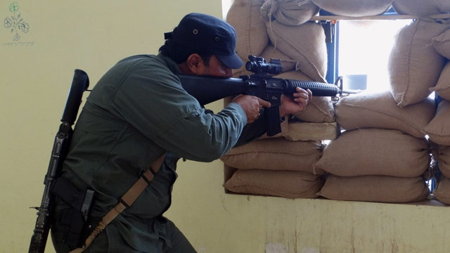 Iraq launches counteroffensive against ISIS in Ramadi