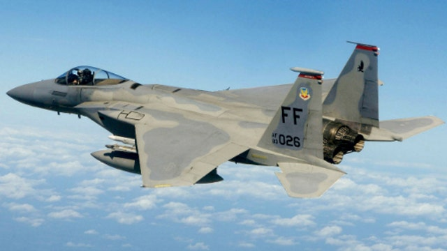 Discontent among US pilots carrying out air war against ISIS