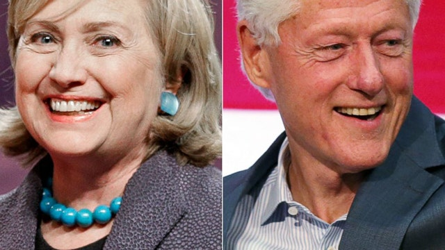 Hillary faces new pressure over Bill Clinton's shell company