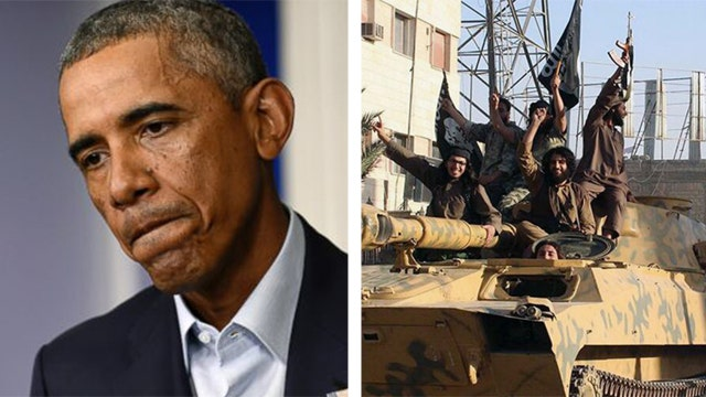 Hume: What is President Obama's goal with ISIS?