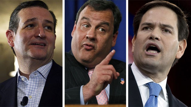 Race for the White House pits governors against senators