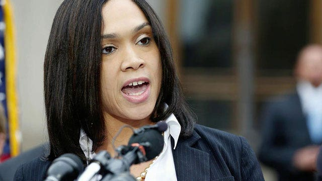 New questions about district attorney and Freddie Gray case