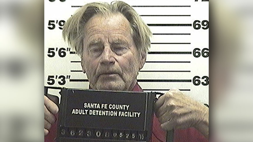 Actor Sam Shepard takes rough mug shot