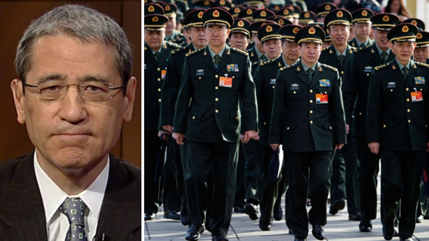 Author Gordon Chang claims Beijing sees US in decline