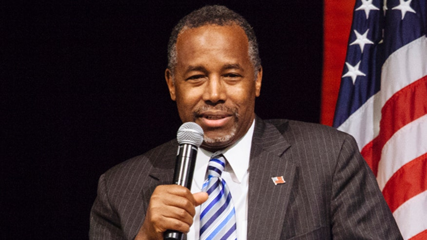 Ben Carson the lone vegetarian candidate in 2016 presidential field
