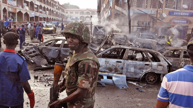 Fears Boko Haram is using kidnapped girls as suicide bombers