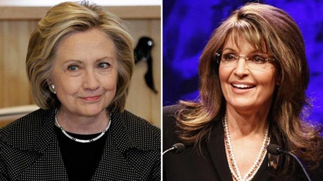 Your Buzz: Tougher on Clinton than Sarah Palin?