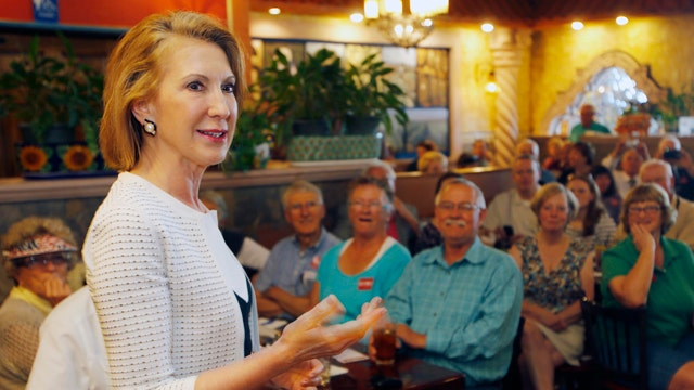 Will Fiorina's media strategy connect with voters?