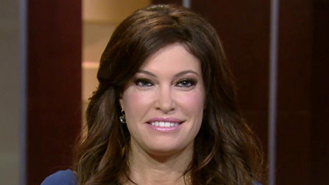 Kimberly Guilfoyle talks new book 'Making the Case'