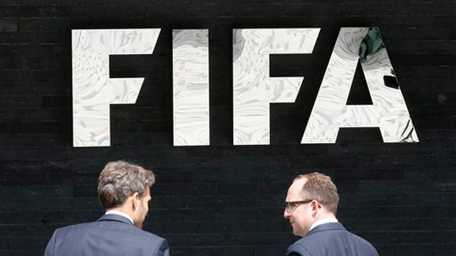 FIFA president calls emergency meeting after arrests
