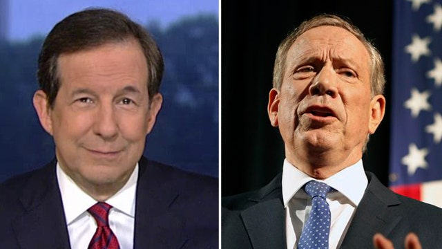 Chris Wallace: Pataki is a long-shot