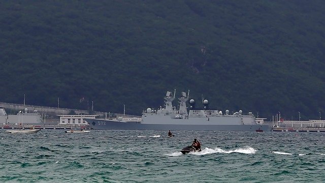 Expert: Tensions with China increase risk of miscalculation