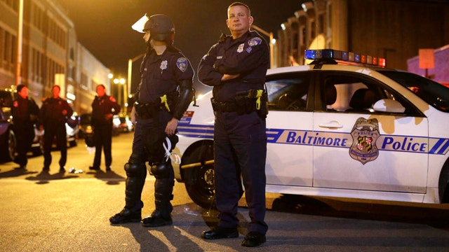 Freddie Gray effect: Baltimore cops afraid to do their jobs?