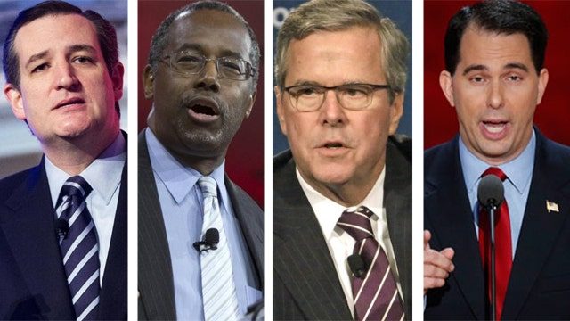 GOP field for 2016 more crowded, but who will break out?