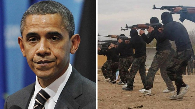Obama ISIS strategy: From destroy to 'it's Iraq's fight'
