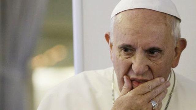 Do Republican politics have a pope problem?