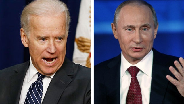 Biden slams Putin amid frosty relationship with Russia