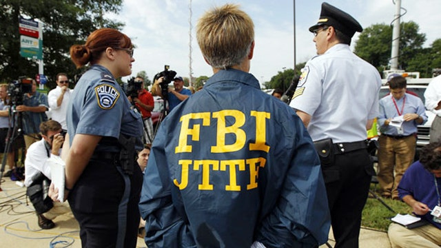 FBI asks local law enforcement to help track terror suspects