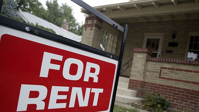 Rents are going up, but renters are still moving in